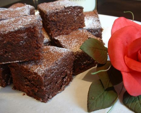 Easy Chocolate Brownies picture