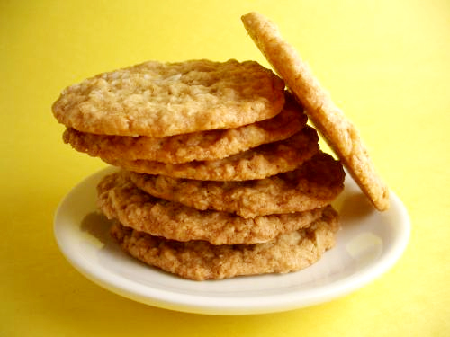 Easy Oatmeal Cookies picture
