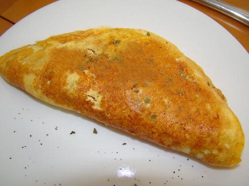 Easy Puffy Omelette picture
