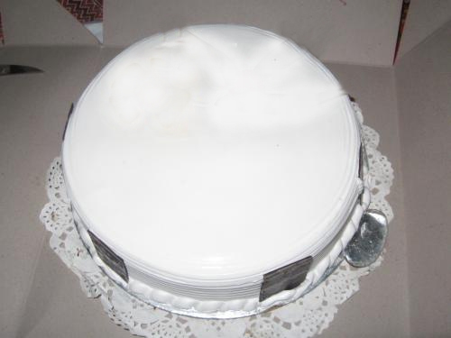 Easy Vanilla Cake picture