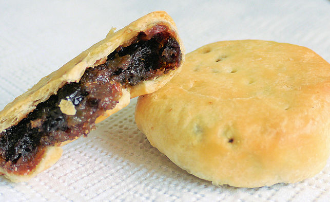 Eccles Cakes picture