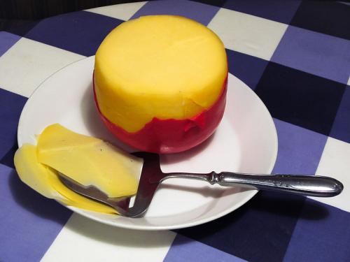 Savory Edam Cheese picture