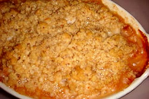 Eggplant And Minced Clams picture