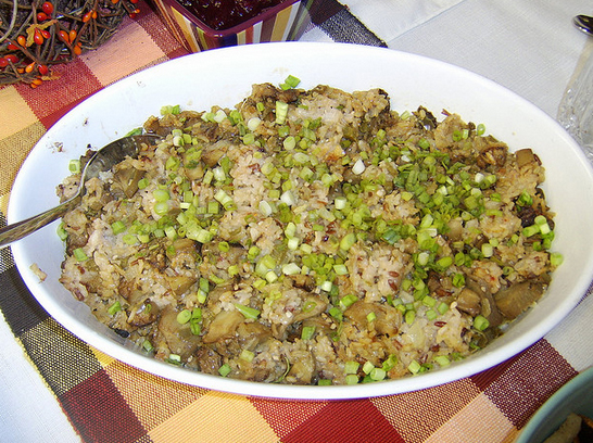 Eggplant Dressing For Turkey picture