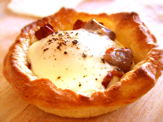 Bacon And Egg Tart picture