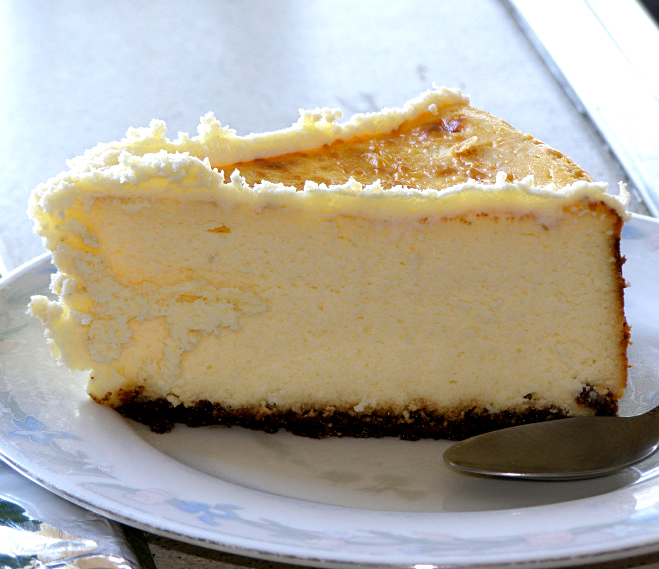 Elegant Cheesecake picture