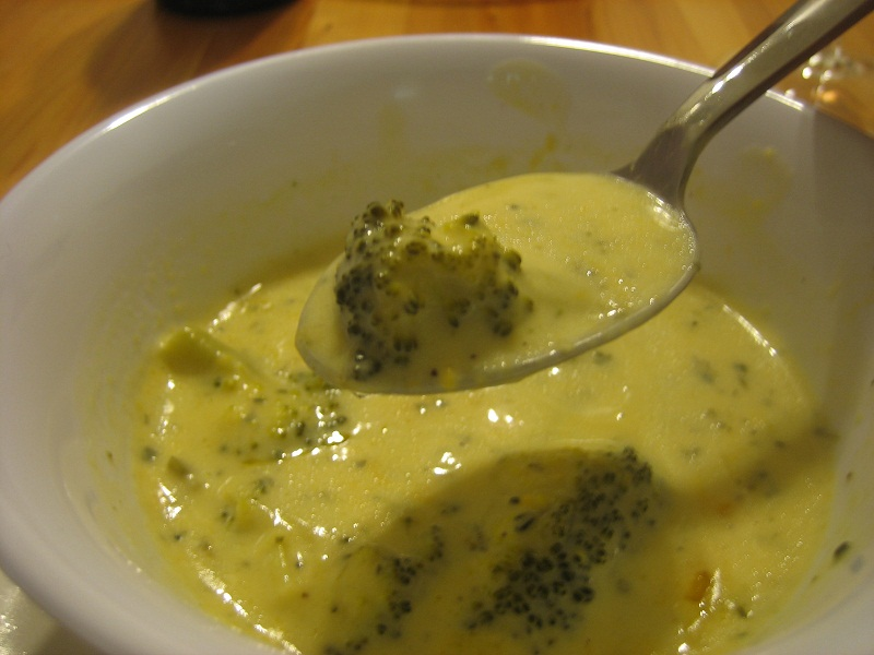 Elise's Broccoli Soup picture