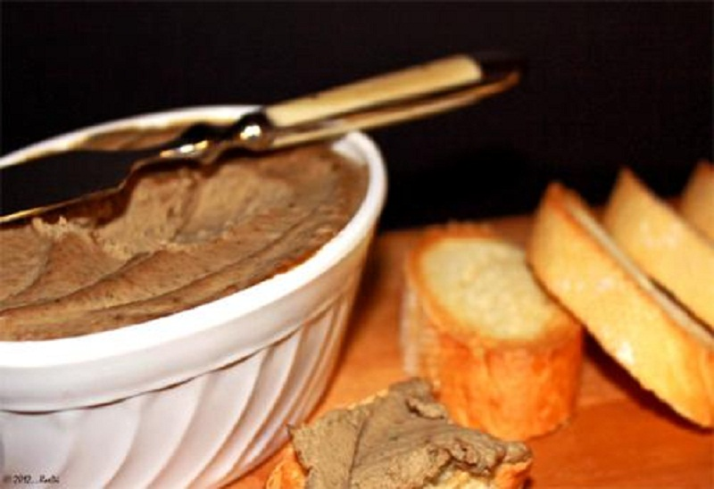 Exotic Cheese Liver Spread picture