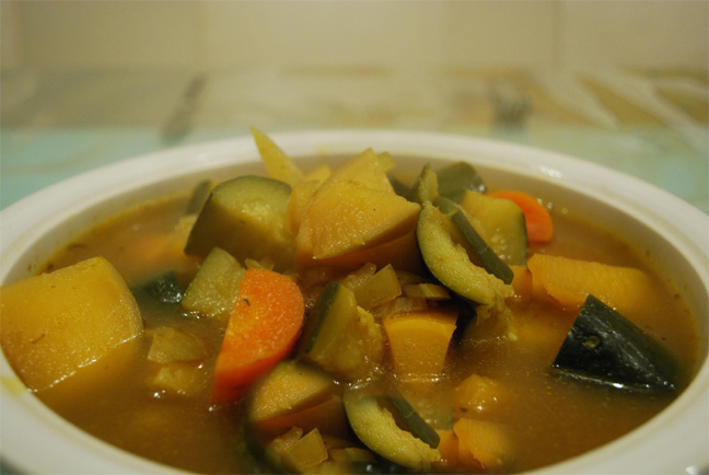 Exotic Vegetable Stew picture