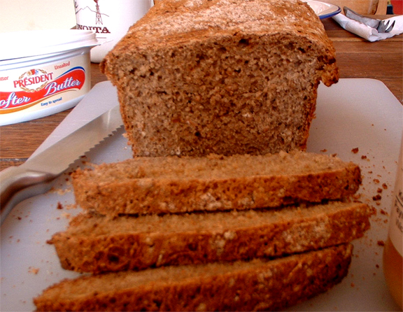 Ezekiel Bread  ( Wheat, Barley, Rye, Millet ) picture