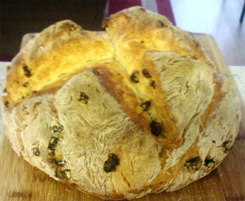 Fat Free Irish Soda Bread picture