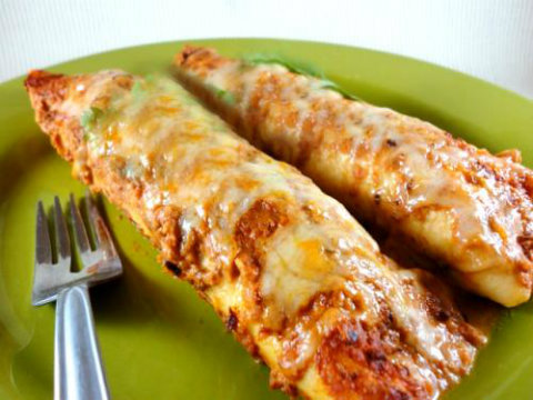 Turkey Enchiladas picture