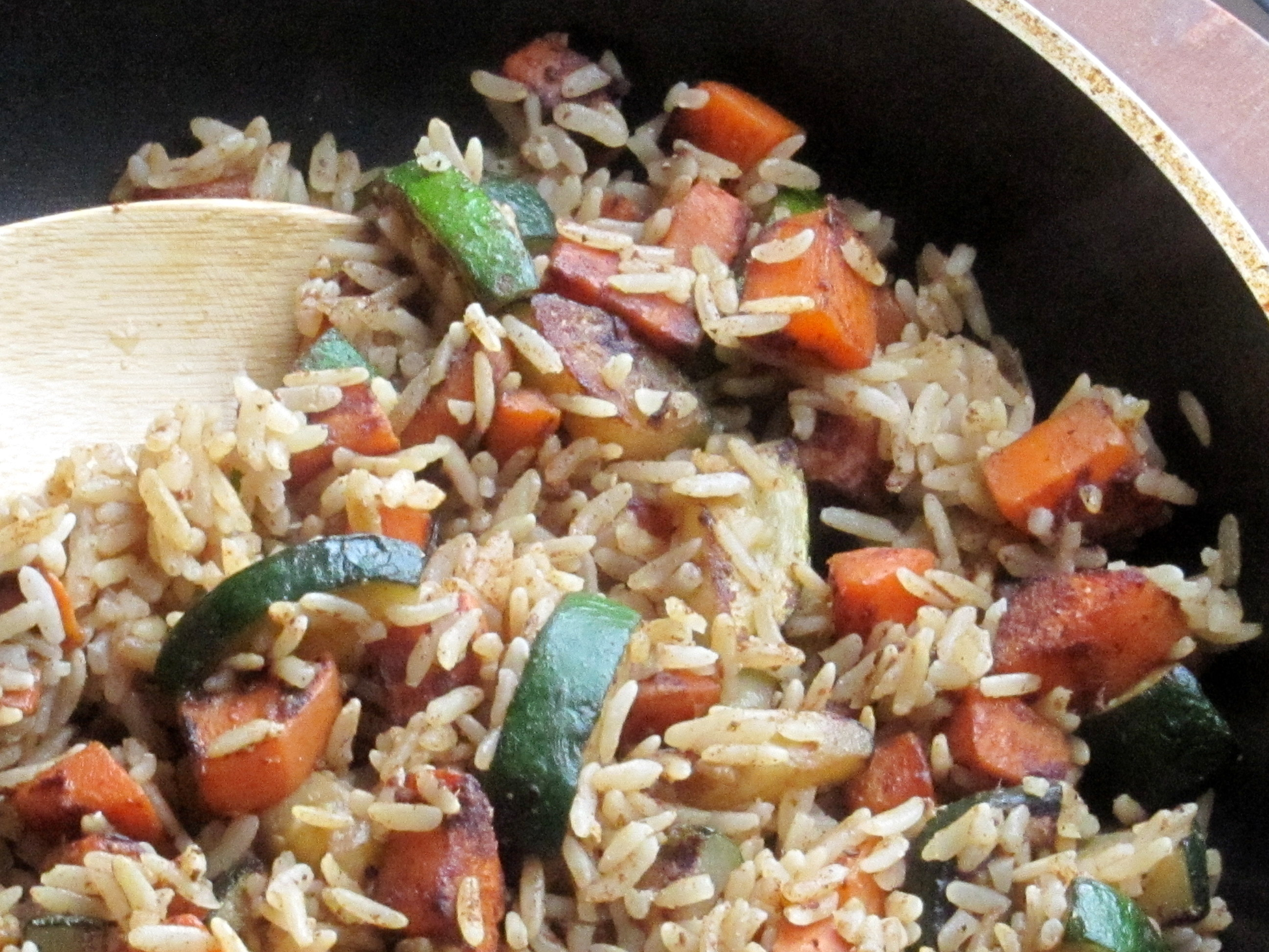 Deluxe Brown Rice picture