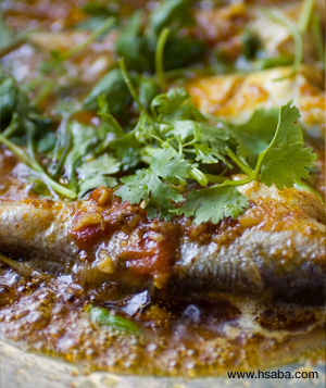 burmese fish curry picture