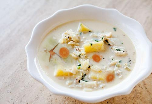 Fish Chowder picture
