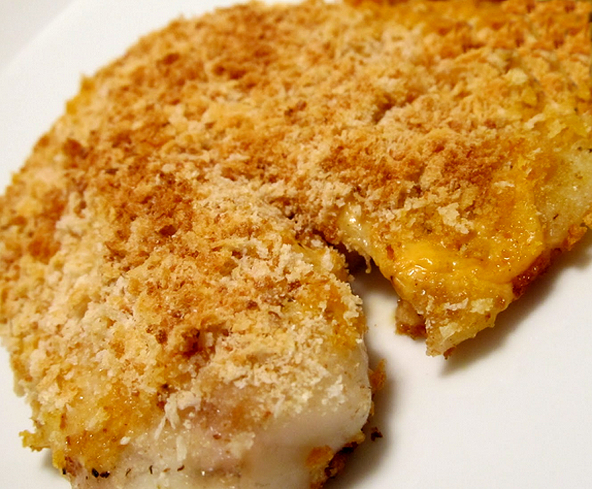 Fish Fillets In Sour Cream picture