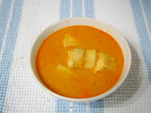 Fish Yogurt Curry picture
