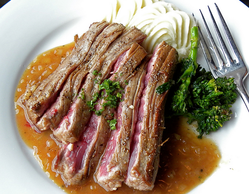 Shaker Flank Steak picture