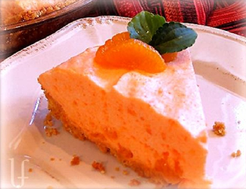 Florida Chiffon Pie picture