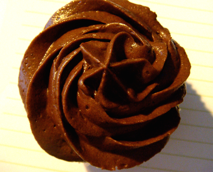 Fluffy Chocolate Frosting picture
