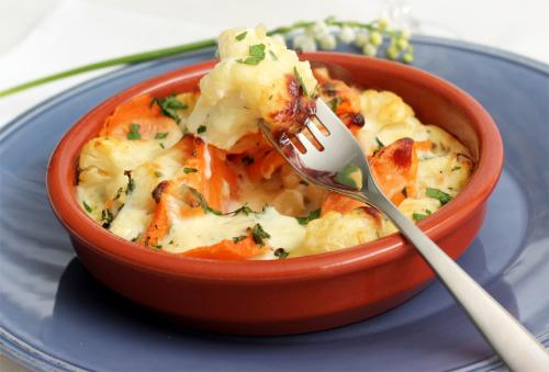 Fluffy Potato Casserole picture