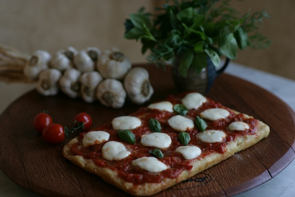 Focaccia Pizza picture