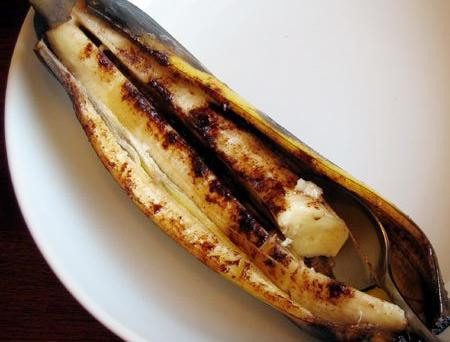 Baked Bananas picture