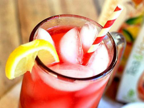 Raspberry Fruit Punch picture
