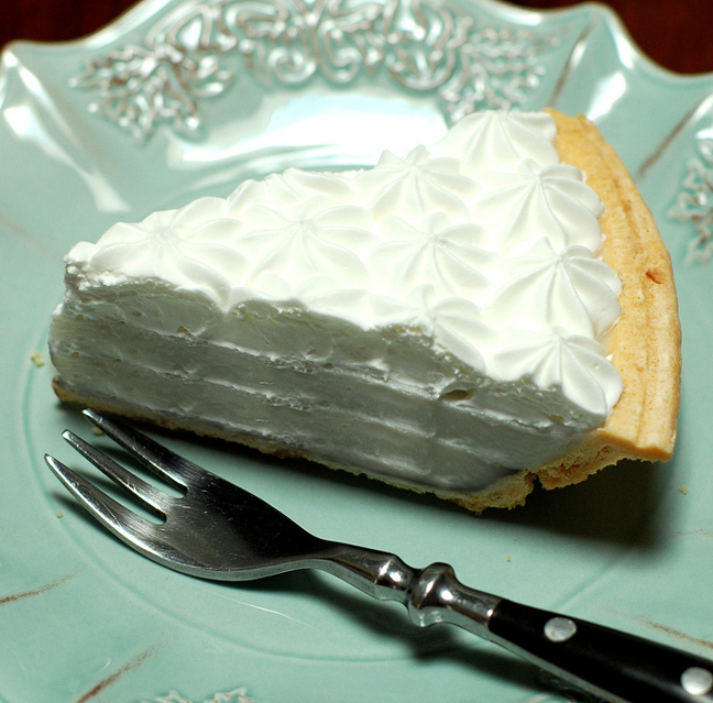 French Cream Pie picture