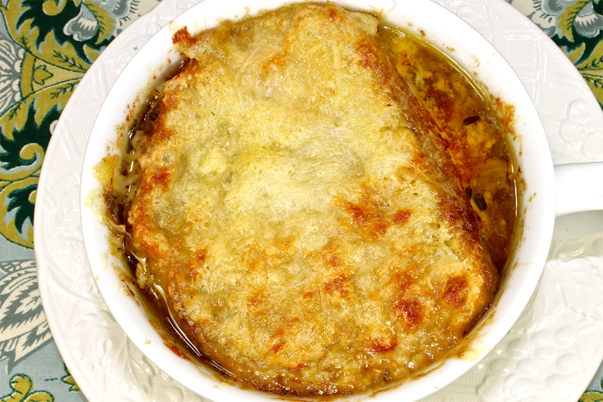 French Onion Soup picture