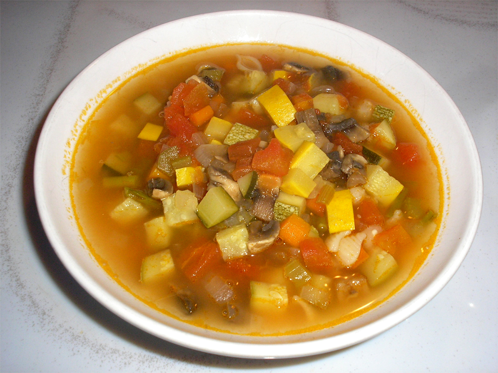 French Vegetable Soup picture