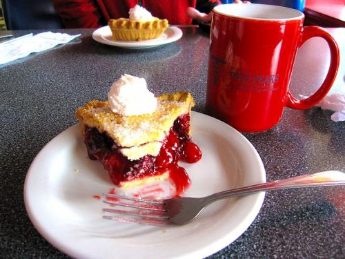 Fresh-Berry Pie picture