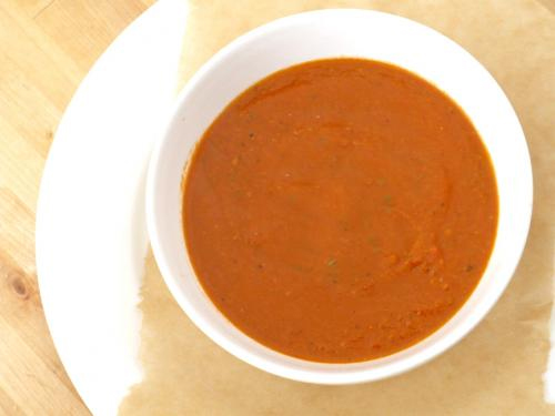 Fresh Tomato Soup picture