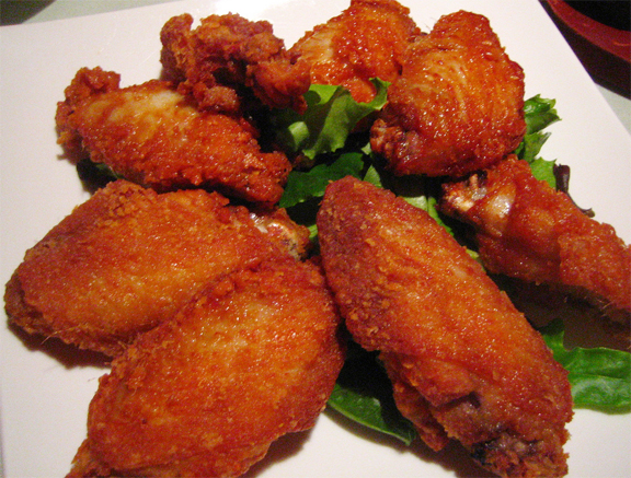 Fried Chicken Wings picture