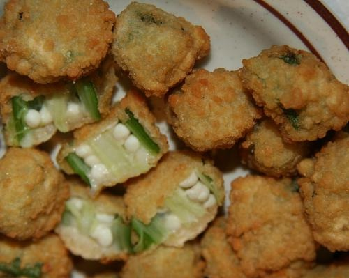Old Time Fried Okra picture