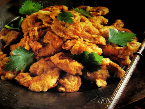Chinese Fried Prawn picture