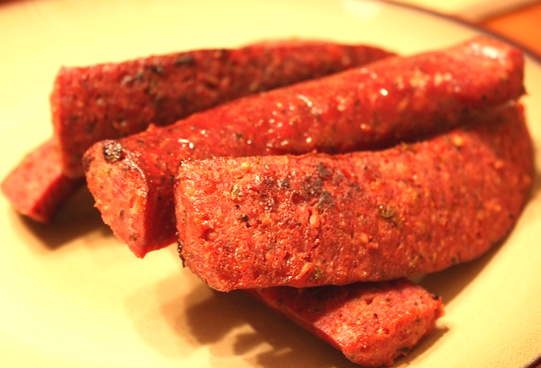 Fried Sausages picture