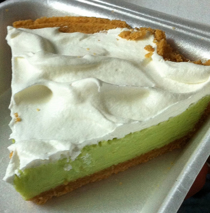 Frosted Daiquiri Pie picture