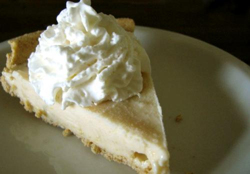 Frozen Lemon Pie picture