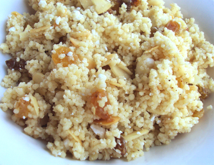 Fruit and Spice Couscous picture