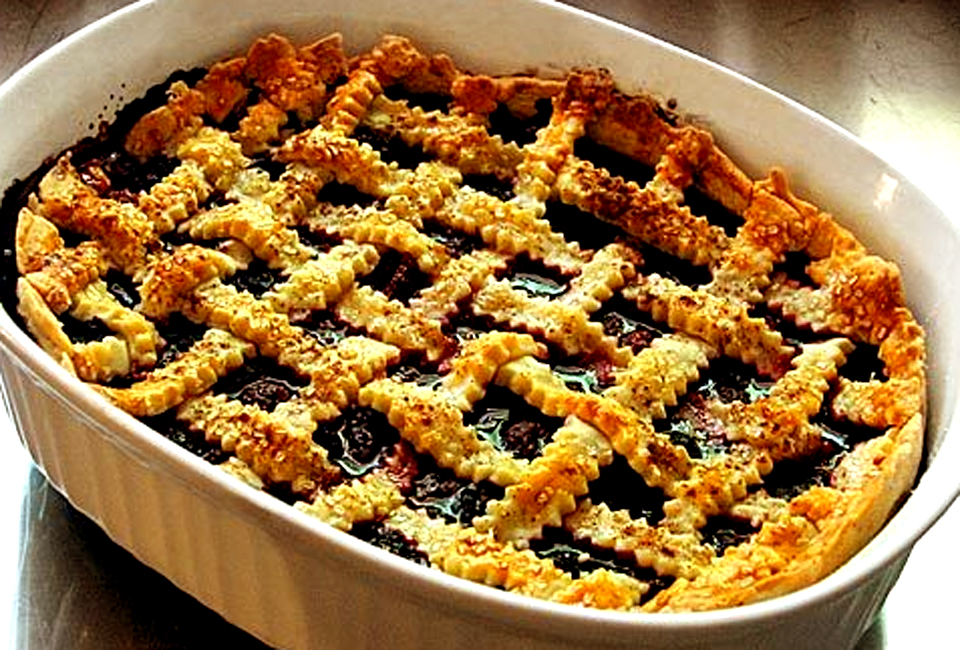 Grandma'S Fruit Cobbler picture