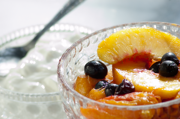 Fresh Fruit Compote picture