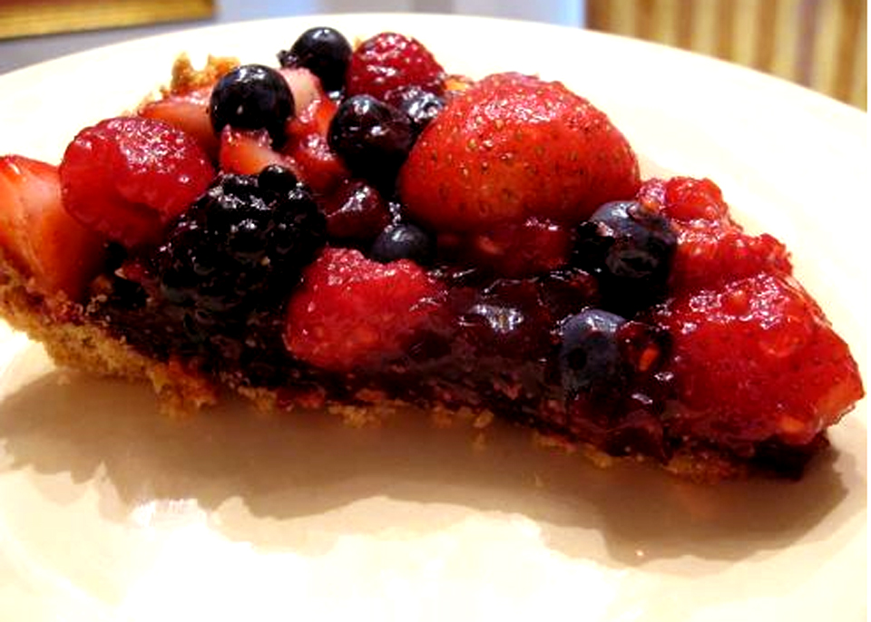 Basic Fresh Fruit Pie picture