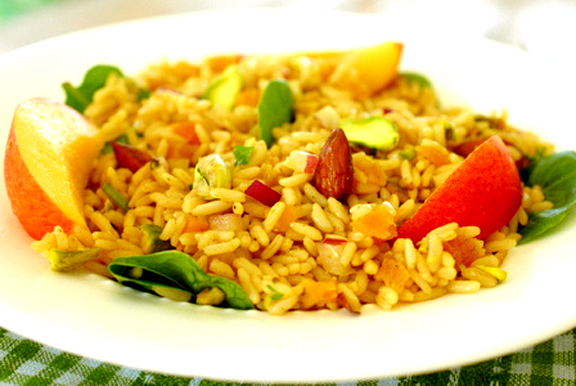 Fruited Brown Rice picture