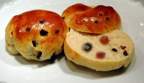 Fruity Buns picture