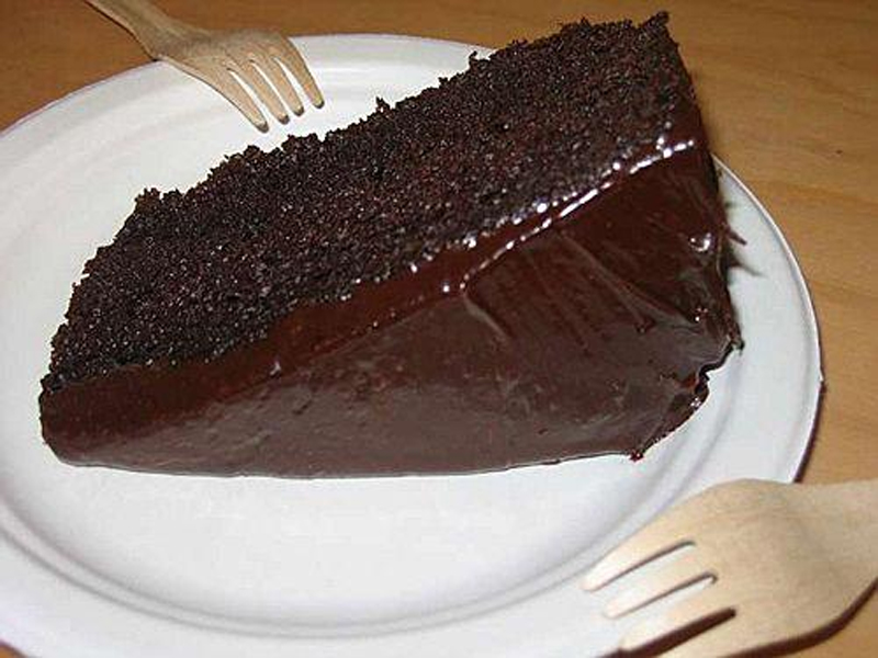 Fudge Cake picture