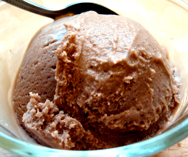 Fudge Chocolate Ice Cream picture