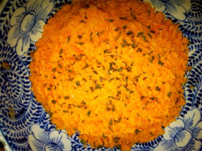 Gajar Mewa Nu Achaar ( Carrot And Dried Fruit Pickle ) picture