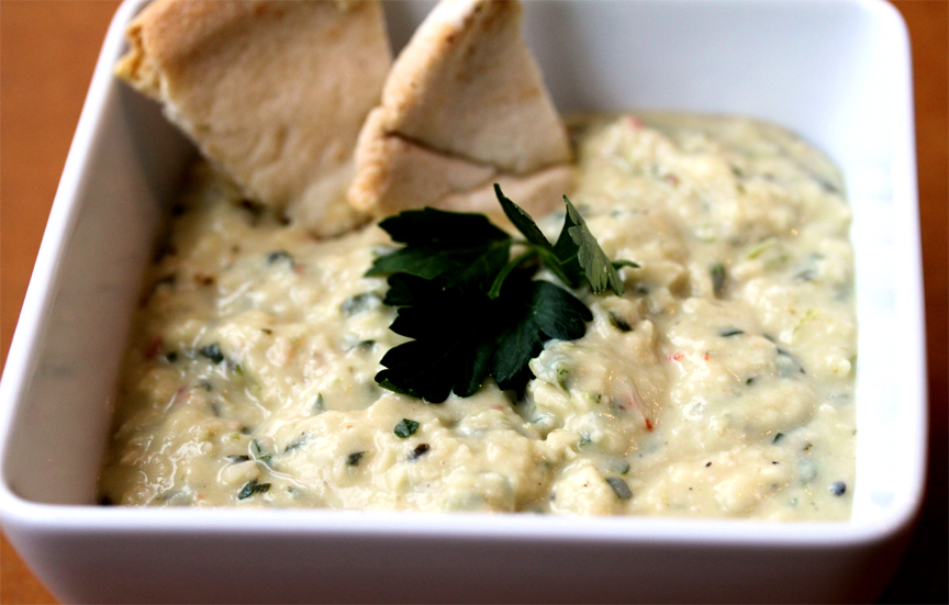 Garbanzo Garlic Dip picture