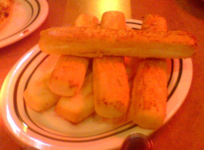 Garlic-Bread Sticks picture